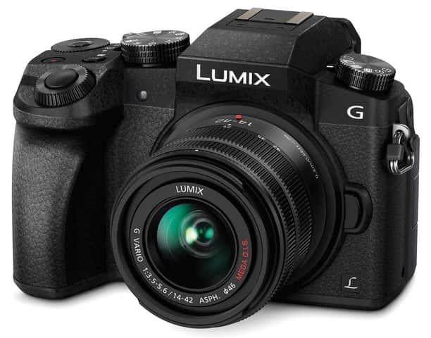 Miglior fotocamera per fare video economica: Panasonic Lumix G7