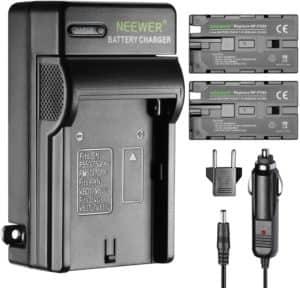 Batterie Pannello LED Portatile