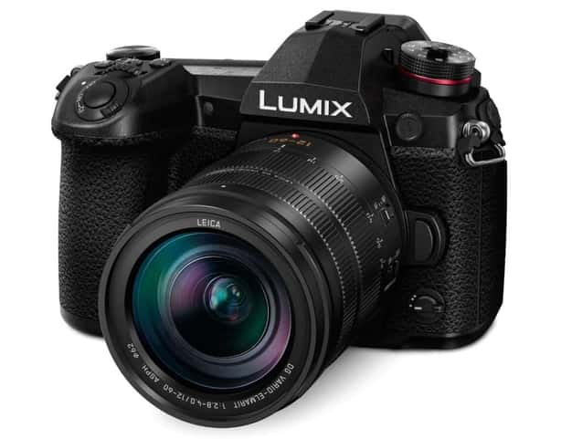 Migliore fotocamera video per rapporto qualità prezzo: Panasonic G9