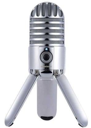 Miglior microfono Usb per fare video economico: Samson Meteor