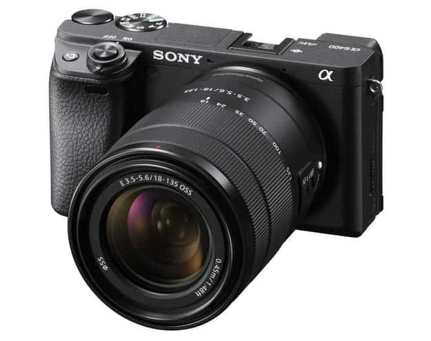 Migliore fotocamera per fare video tra le più costose : Sony a6400