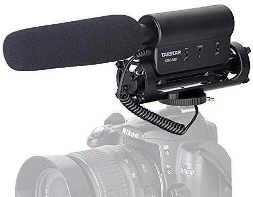 Miglior microfono reflex economico: Takstar Sgc598